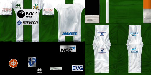 KTP football kit